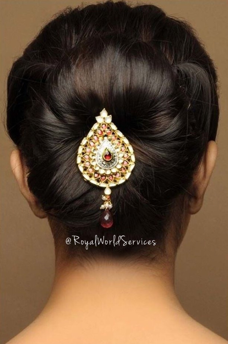 ROYAL WORLD SERVICES INDIAN HAIR